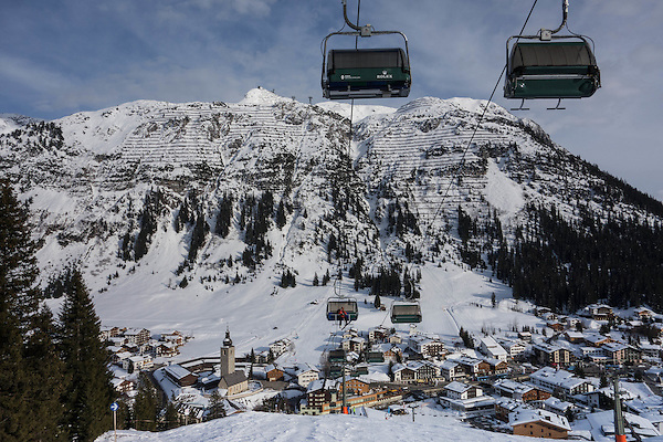 Bergbahnen Oberlech Chairlift, Lech Ski Area, near St Anton, Austria .  John offers private photo tours in Denver, Boulder and throughout Colorado, USA.  Year-round. .  John offers private photo tours in Denver, Boulder and throughout Colorado. Year-round.