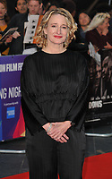 Tricia Tuttle at the &quot;Widows&quot; opening film gala, 62nd BFI London Film Festival 2018, Cineworld Leicester Square, Leicester Square, London, England, UK, on Wednesday 10 October 2018.<br /> CAP/CAN<br /> &copy;CAN/Capital Pictures