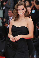 "VENICE, ITALY - AUGUST 28: Barbara Palvin walks the red carpet ahead of the Opening Ceremony and the ""La Verite"" (The Truth) screening during the 76th Venice Film Festival at Sala Grande on August 28, 2019 in Venice, Italy., 2019 in Venice, Italy. (Photo by Marck Cape/Inside Foto)<br /> Venezia 28/08/2019"