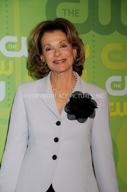 WWW.ACEPIXS.COM . . . . .....May 13, 2008. New York City.....Actress Jessica Walter attends the CW Network Upfronts at Lincoln Center...  ....Please byline: Kristin Callahan - ACEPIXS.COM..... *** ***..Ace Pictures, Inc:  ..Philip Vaughan (646) 769 0430..e-mail: info@acepixs.com..web: http://www.acepixs.com