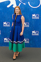 Amy Adams at the photocall for Arrival at the 2016 Venice Film Festival.<br /> September 1, 2016  Venice, Italy<br /> Picture: Kristina Afanasyeva / Featureflash