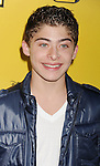 LOS ANGELES, CA - JUNE 05: Ryan Ochoa attends Disney's 'Let It Shine' Premiere held at The Directors Guild Of America on June 5, 2012 in Los Angeles, California.