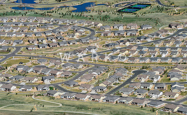 Housing. Broomfield, Colorado. March 31, 2015