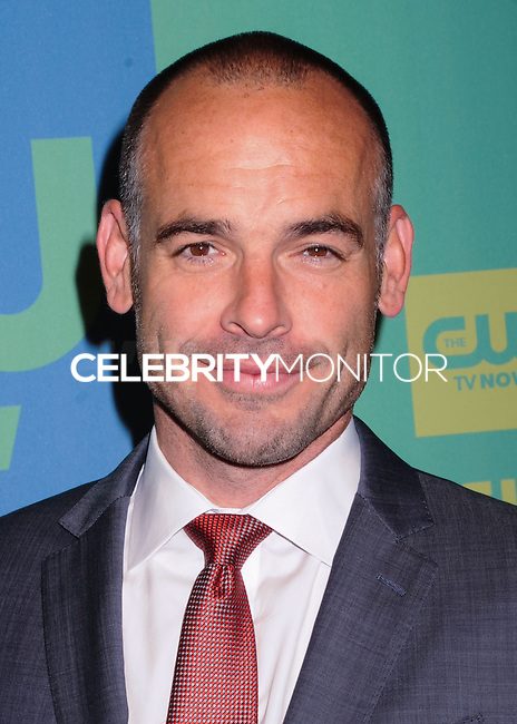 NEW YORK CITY, NY, USA - MAY 15: Paul Blackthorne at The CW Network's 2014 Upfront held at The London Hotel on May 15, 2014 in New York City, New York, United States. (Photo by Celebrity Monitor)