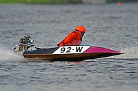 92-W  (Outboard Runabouts)