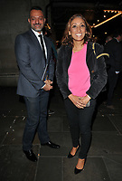Shazia Mirza at the &quot;Heisenberg: The Uncertainty Principle&quot; press night, Wyndham's Theatre, Charing Cross  Road, London, England, UK, on Monday 09 October 2017.<br /> CAP/CAN<br /> &copy;CAN/Capital Pictures