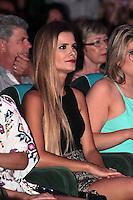 SANTOS, SP, 03 MARÇO 2013 - CRUZEIRO ZEZÉ DI CAMARGO E LUCIANO - Flavia esposa de Luciano durante Cruzeiro ?É o Amor? da dupla sertaneja Zezé di Camargo e Luciano no navio MSC Magnifica, neste sabado, em Santos. O cruzeiro tem duração de quatro dias, começando em Santos, passando por Cabo Frio, Ilhabela e retornando ao porto santista neste  domingo (3). (FOTO: ORLANDO OLIVEIRA/ BRAZIL PHOTO PRESS).