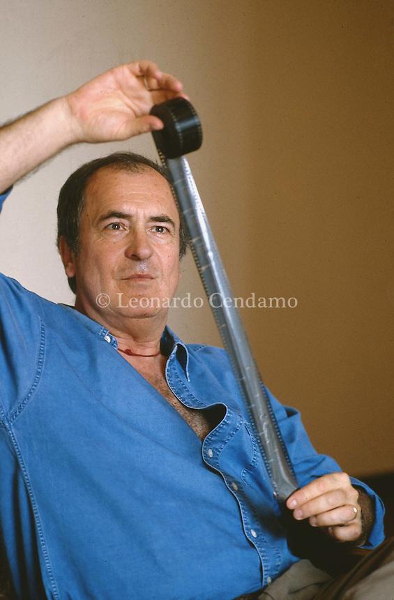 1996: BERNARDO BERTOLUCCI © Leonardo Cendamo