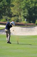 Pablo Larrazabal (ESP) on the third day of the DUBAI WORLD CHAMPIONSHIP presented by DP World, Jumeirah Golf Estates, Dubai, United Arab Emirates.Picture Fran Caffrey www.golffile.ie