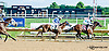 Mikey Likes It winning at Delaware Park on 8/24/2013