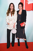 Loanne &amp; Jordan Collyer at the &quot;Tomb Raider&quot; European premiere at the Vue Leicester Square, London, UK. <br /> 06 March  2018<br /> Picture: Steve Vas/Featureflash/SilverHub 0208 004 5359 sales@silverhubmedia.com
