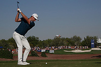 Justin Rose (ENG) during the third round of the DP World Championship, Earth Course, Jumeirah Golf Estates, Dubai, UAE. 23/11/2019<br /> Picture: Golffile | Phil INGLIS<br /> <br /> <br /> All photo usage must carry mandatory copyright credit (© Golffile | Phil INGLIS)
