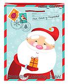 Dreams, CHRISTMAS SANTA, SNOWMAN, WEIHNACHTSMÄNNER, SCHNEEMÄNNER, PAPÁ NOEL, MUÑECOS DE NIEVE, paintings+++++,MEDAGBX47/2,#X#