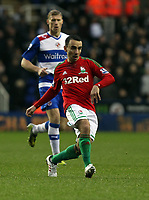 Wednesday 26 December 2012<br /> Pictured: Leon Britton (F).<br /> Re: Barclays Premier League, Reading v Swansea City FC at the Madejski Stadium, Reading, Berkshire.