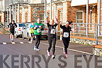 Don Shanahan, Michelle Greaney and Lorraine Lynch at the Valentines 10 mile road race in Tralee on Saturday.