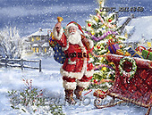 Marcello, CHRISTMAS SANTA, SNOWMAN, WEIHNACHTSMÄNNER, SCHNEEMÄNNER, PAPÁ NOEL, MUÑECOS DE NIEVE, paintings+++++,ITMCXM1486B,#X#
