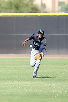 Phillips Castillo - Seattle Mariners - 2010 Instructional League.Photo by:  Bill Mitchell/Four Seam Images..