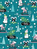 Isabella, GIFT WRAPS, GESCHENKPAPIER, PAPEL DE REGALO, Christmas Santa, Snowman, Weihnachtsmänner, Schneemänner, Papá Noel, muñecos de nieve, paintings+++++,ITKEBR843,#gp#,#x#