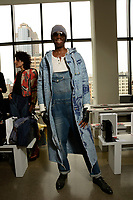 Bibhu Mohapatra 9/02/2018<br /> Jay Alexander<br /> Front Row New York Fashion Week FW18<br /> <br /> New York Fashion Week,  New York, USA in February 2018.<br /> CAP/GOL<br /> &copy;GOL/Capital Pictures