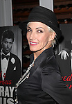 Amra-Faye Wright  celebrating Billy Ray Cyrus making his Broadway Debut  in 'Chicago' at Victor's Cafe in New York City on 11/05/2012