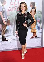 07 March 2019 - Westwood, California - Cynthia Evans. &quot;Five Feet Apart&quot; Los Angeles Premiere held at the Fox Bruin Theatre. <br /> CAP/ADM/BT<br /> &copy;BT/ADM/Capital Pictures