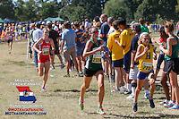 Maddi Leigh, Sophia Racette, Jill Whitman, and Kayla Funkenbusch @ 1.1 miles.
