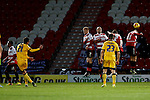 Doncaster Rovers v Brighton &amp; Hove Albion<br /> 2.11.2013<br /> Sky Bet Championship<br /> Picture Shaun Flannery/Trevor Smith Photography<br /> David Lopez scores the 3rd goal for Brighton.