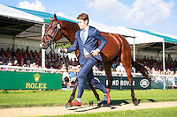 02-AUS-RIDERS: 2016 GBR-Land Rover Burghley Horse Trial