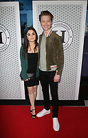 "28 May 2019 - Los Angeles, California - Celesta Deastis, Calum Worthy. Hayley Orrantia Celebrates New EP ""The Way Out"" held at The Harmonist.   <br /> CAP/ADM/FS<br /> ©FS/ADM/Capital Pictures"
