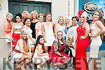 Traveller's Rose Of Ireland; Contestants taking part in the Traveller Rose Of Ireland competition held in the Rising Sun Bar, Listowel on Friday night last.