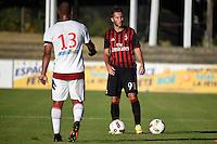 Andrea Bertolacci (mil)<br /> Francia Agen 16-7.2016 Calcio Partita amichevole precampionato 2016/2017 - Bordeaux - Milan <br /> Foto Thierry Breton / Panoramic / Insidefoto