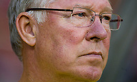 Sir Alex Ferguson. Manchester United defeated Philadelphia Union, 1-0.