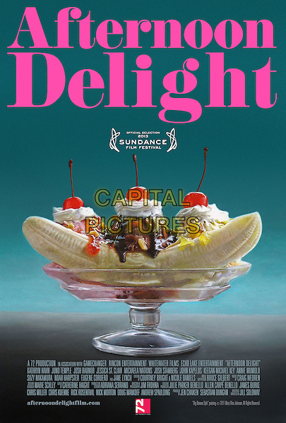POSTER ART<br /> in Afternoon Delight (2013) <br /> *Filmstill - Editorial Use Only*<br /> CAP/FB<br /> Image supplied by Capital Pictures