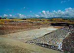 New landfill cell near Distington.<br />
