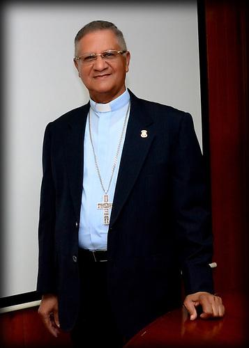 Monseñor Fausto Ramón Meja Vallejo, es en la actualidad su Rector y Gran Canciller.