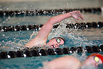 Kalamazoo College Swimming/Diving vs Olivet - 10.25.14
