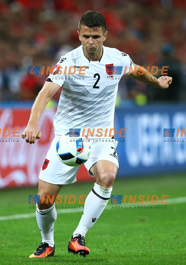Andi Lila Marseille 15-06-2016 Stade Velodrome Footballl Euro2016 France - Albania / Francia - Albania Group Stage Group A. Foto Matteo Ciambelli / Insidefoto