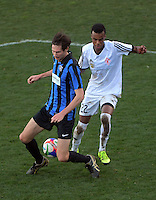 160702 Central League Football - Miramar Rangers v Wellington United