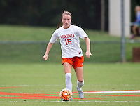 Charlottesville, VA - September 27, 2015:  Virginia defeated Duke 1-0 during a ACC conference match at Klockner Stadium.
