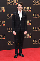 Marc Antolin<br /> arriving for the Olivier Awards 2019 at the Royal Albert Hall, London<br /> <br /> ©Ash Knotek  D3492  07/04/2019