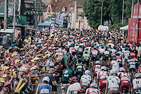 bunch sprint finish roll out<br /> <br /> 104th Tour de France 2017<br /> Stage 7 - Troyes &rsaquo; Nuits-Saint-Georges (214km)