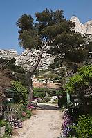 Europe/France/Provence-Alpes-Côte d'Azur/13/Bouches-du-Rhône/Marseille: Calanque de Sormiou - les cabanons