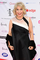 Brix Smith Start arriving for the Fragrance Foundation Awards 2014 at the Brewery, London. 15/05/2014 Picture by: Alexandra Glen / Featureflash