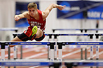 NAPERVILLE, IL - MARCH 11: Brent Di Vittorio of Cortland State competes in the decathlon during the Division III Men's and Women's Indoor Track and Field Championship held at the Res/Rec Center on the North Central College campus on March 11, 2017 in Naperville, Illinois. (Photo by Steve Woltmann/NCAA Photos via Getty Images)