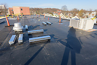 Major Renovation Litchfield Hall WCSU Danbury CT<br /> Connecticut State Project No: CF-RD-275<br /> Architect: OakPark Architects LLC  Contractor: Nosal Builders<br /> James R Anderson Photography New Haven CT photog.com<br /> Date of Photograph: 28 November 2016<br /> Camera View: 07