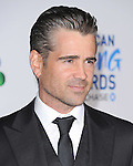 Colin Farrell attends The  American Giving Awards held at Dorothy Chandler Pavilion in Los Angeles, California on December 09,2011                                                                               © 2011 DVS / Hollywood Press Agency