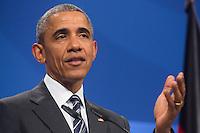 16-04-24 US-Präsident Obama in Hannover Pressekonferenz