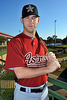 Feb 25, 2010; Kissimmee, FL, USA; The Houston Astros outfielder Cory Sullivan (26) during photoday at Osceola County Stadium. Mandatory Credit: Tomasso De Rosa / FOUR SEAM IMAGES