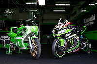 2016 FIM Superbike World Championship, Round 05, Imola, Italy, 29 April - 1 May 2016, Kawasaki KR 250, Kawasaki Ninja ZX-10R