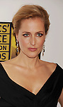 BEVERLY HILLS, CA - JUNE 18: Gillian Anderson arrives at The Critics' Choice Television Awards at The Beverly Hilton Hotel on June 18, 2012 in Beverly Hills, California.